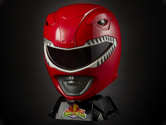 Mighty Morphin Power Rangers Lightning Collection Red Ranger 1:1 Scale Wearable Helmet