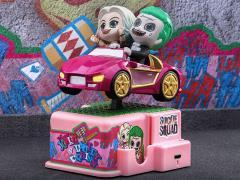 Suicide Squad CosRider Harley Quinn & The Joker Set