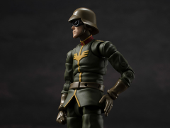 Mobile Suit Gundam G.M.G. Principality of Zeon Army Soldier 01