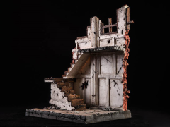 Ruins Of Building 1/12 Scale Diorama Base A
