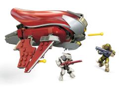 Halo Infinite Mega Construx Banshee Breakout