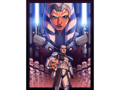 Star Wars Siege of Mandalore Limited Edition SDCC 2020 Exclusive Lithograph