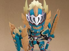 Monster Hunter World: Iceborne Nendoroid No.1421 Hunter (Male Zinogre Alpha Armor Ver.)