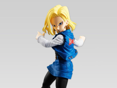 Dragon Ball Styling Android 18