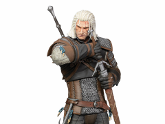 The Witcher 3: Wild Hunt Geralt Heart of Stone Deluxe Figure
