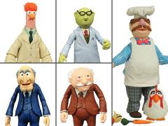 The Muppets Select Best of Series 2 Set of 3 Two-Packs