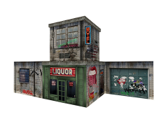 Building (6.0) 1/18 Scale Pop-Up Diorama