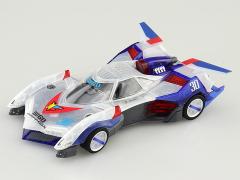 Future GPX Cyber Formula Super Asurada (Clear Ver.) 1/24 Scale Limited Edition Model Kit
