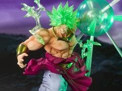 Dragon Ball Z FiguartsZERO Super Saiyan Broly (The Burning Battles) Event Exclusive Color Ver.