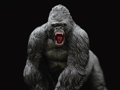 "Alpha Male Mountain Gorilla ""Gorilla Z"" (Patriarch) 1/11 Scale Replica"