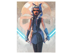 Star Wars Loyalty Limited Edition SDCC 2020 Exclusive Lithograph