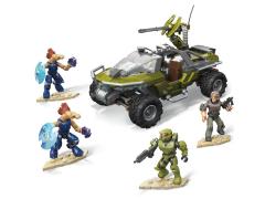 Halo Infinite Mega Construx Warthog Rally