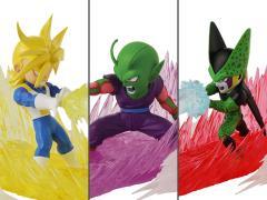Dragon Ball Super Final Blast Wave 2 Set of 3 Figures