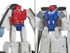 Transformers War for Cybertron: Earthrise Micromaster Fuzer & Blast Master Two-Pack