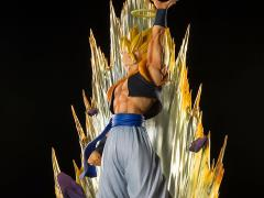 Dragon Ball Z: Fusion Reborn FiguartsZERO Super Saiyan Gogeta Exclusive