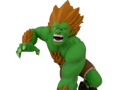 Street Fighter Blanka Unleashed Designer Figure