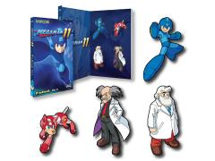 Mega Man 11 PinBook Vol.6