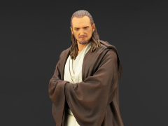 Star Wars ArtFX+ Qui-Gon Jinn (The Phantom Menace) Statue