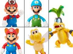 "World of Nintendo 4"" Wave 20 Set of 5 Figures"