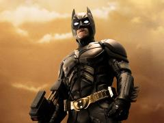 The Dark Knight High Definition Museum Masterline Batman (Deluxe) 1/2 Scale Limited Edition Statue