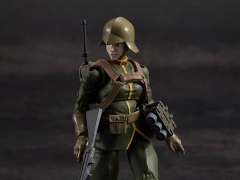 Mobile Suit Gundam G.M.G. Principality of Zeon Army Soldier 03
