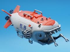 G01 Jiaolong (7062) Deep-Sea Manned Submersible