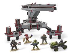Halo Infinite Mega Construx Defense Point Showdown