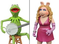 The Muppets Select Best of Series Kermit & Piggy Two-Pack