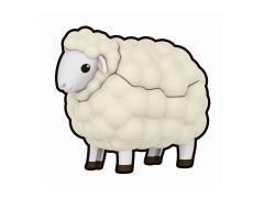 Lamb Kaitai Puzzle