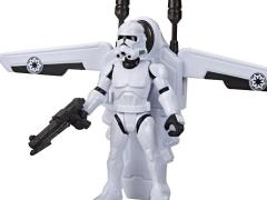 Star Wars Mission Fleet Clone Trooper Arena Rescue