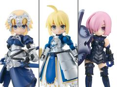 Fate/Grand Order Desktop Army Box of 3 Figures