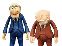 The Muppets Select Best of Series Statler & Waldorf