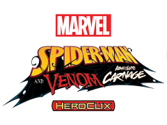 Marvel HeroClix Spider-Man and Venom Absolute Carnage Dice & Token Pack