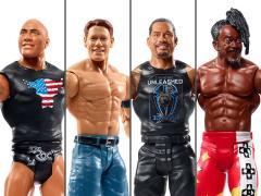 WWE Top Picks Wave 2 Set of 4 Basic Figures