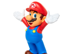 "World of Nintendo 2.50"" Mario (Open Arms) Limited Articulation Figure"