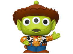 "Pop! Disney: Pixar Alien Remix - 10"" Alien as Woody"