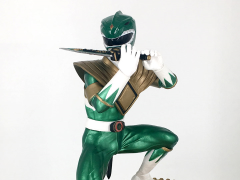 Mighty Morphin Power Rangers Green Ranger 1/8 Scale Statue