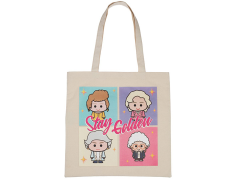 The Golden Girls Canvas Tote