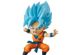 Dragon Ball Chibi Masters Super Saiyan God Goku