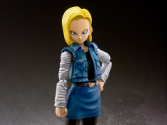 Dragon Ball Z S.H.Figuarts Android 18 Exclusive
