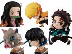 Demon Slayer: Kimetsu no Yaiba Adverge Motion Set of 5 Figures