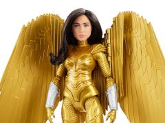 Wonder Woman 1984 Wonder Woman (Golden Armor) Doll