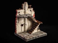 Ruins Of Building 1/12 Scale Diorama Base B