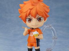Haikyuu!! Nendoroid No.1411 Shoyo Hinata (The New Karasuno Ver.)