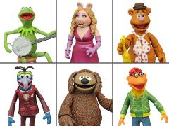 The Muppets Select Best of Series 1 Set of 3 Two-Packs