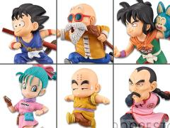Dragon Ball Super World Collectable Figure Anime 30th Anniversary Vol.1 Box of 6 Figures