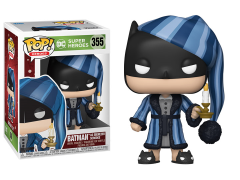 Pop! Heroes: DC Holiday - Batman as Ebenzer Scrooge