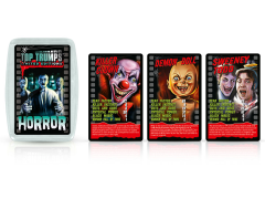 Top Trumps Horror Glow-in-the-Dark Card Game