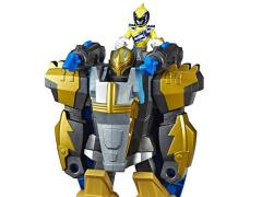 Power Rangers Heroes Power Morph Gold Ranger & Pterazord