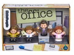 The Office Little People Set